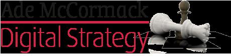 Ade McCormack | Digital Strategy