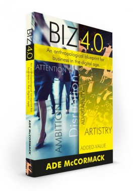 \Biz 4.0: An anthropological blueprint for business in the digital age\