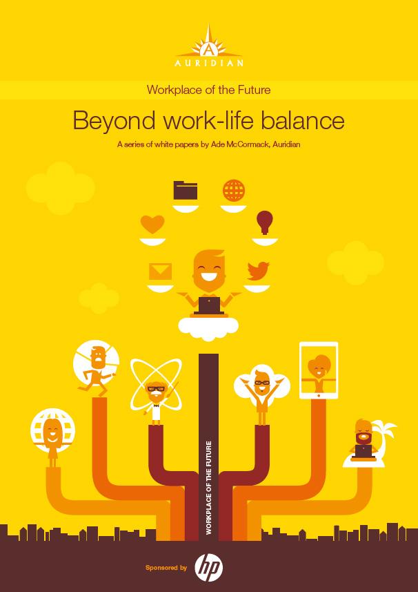 Beyond Work-Life Balance