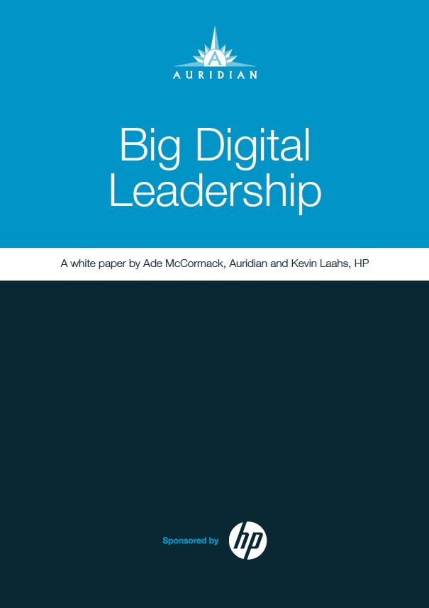 Big Digital Leadership