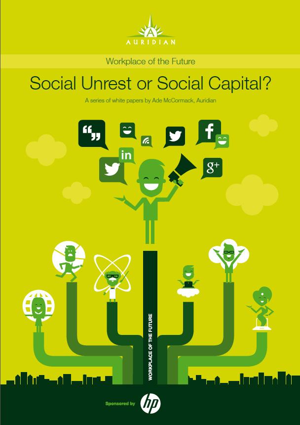 Social Unrest or Social Capital?