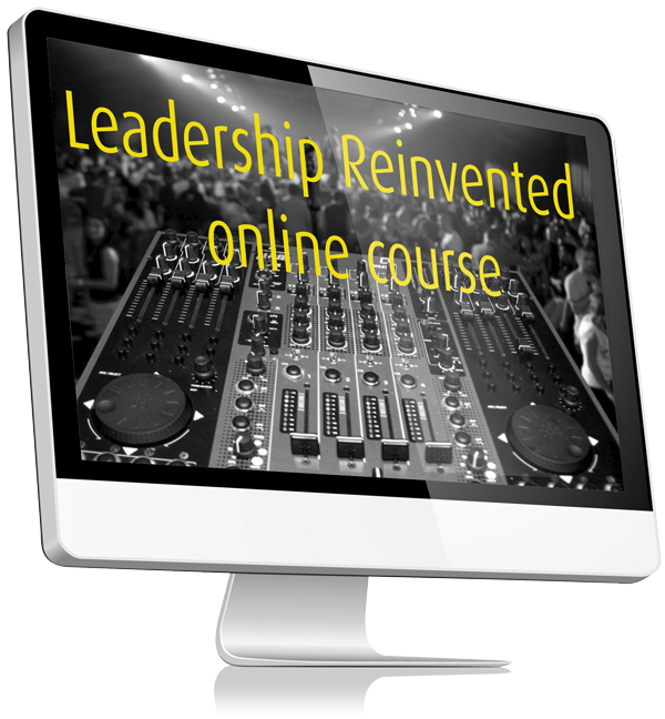 Leadership reinvented online course