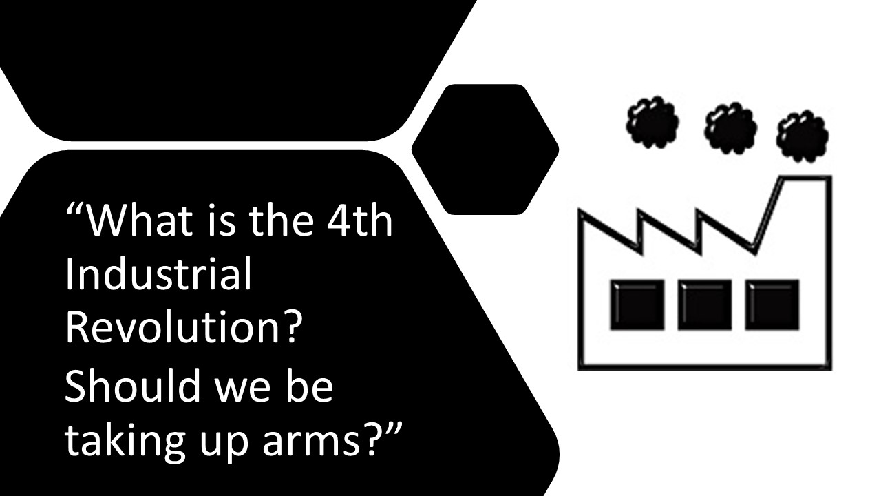 What is the 4th Industrial Revolution?