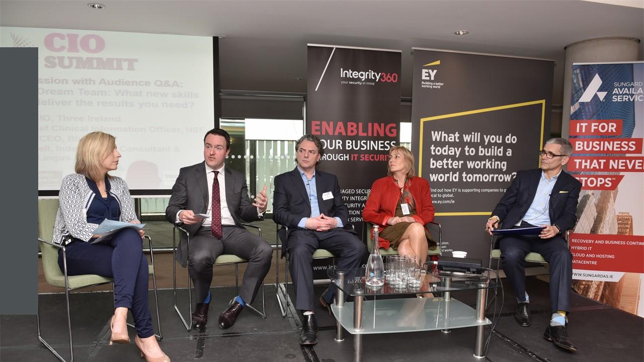 Chair: Sunday Business Post - 'CIO Summit' - Dublin